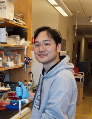 ChangHee Lee : Postdoctoral Fellow