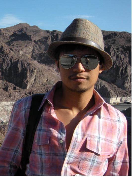 Ariel Aspiras : Postdoctoral Fellow