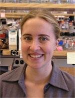 Jen Mansfield : Associate Professor, Barnard College, Department of Biology