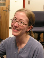 Meredith Protas : Full-time faculty, Domican University of California, Department of Natural Sciences and Mathematics