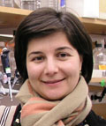 Nicole Theodosiou : Associate Professor, Union College, Department of Biology